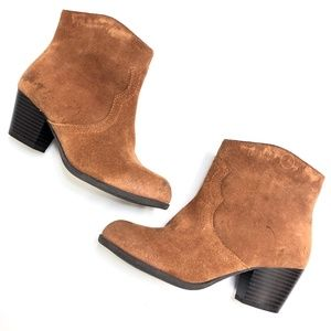 Lucky Brand | Tablita Genuine Leather Suede